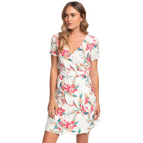 Roxy Monument View Jurk Dames, snow white tropic call